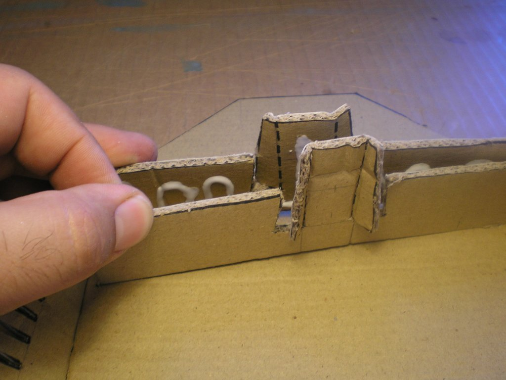 Picture of Folding and Glueing