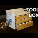 Toolbox From Reclaimed Materials