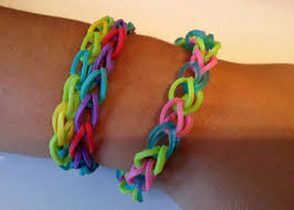 Single Rubber Band Bracelet