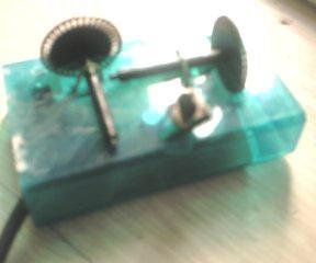 Tic-Tac Box Computer Mouse