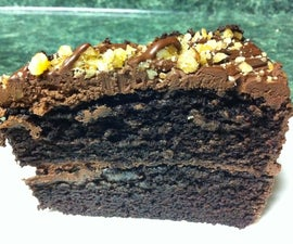 The Ultimate Chocolate Stout Cake