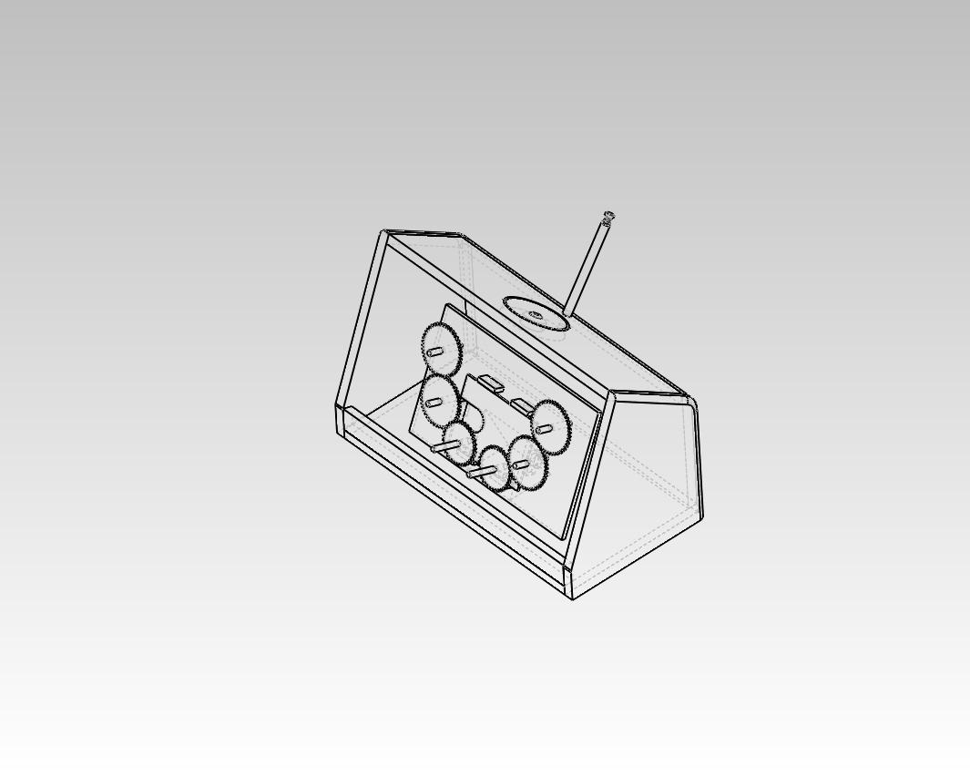 Picture of Assembling the Radio