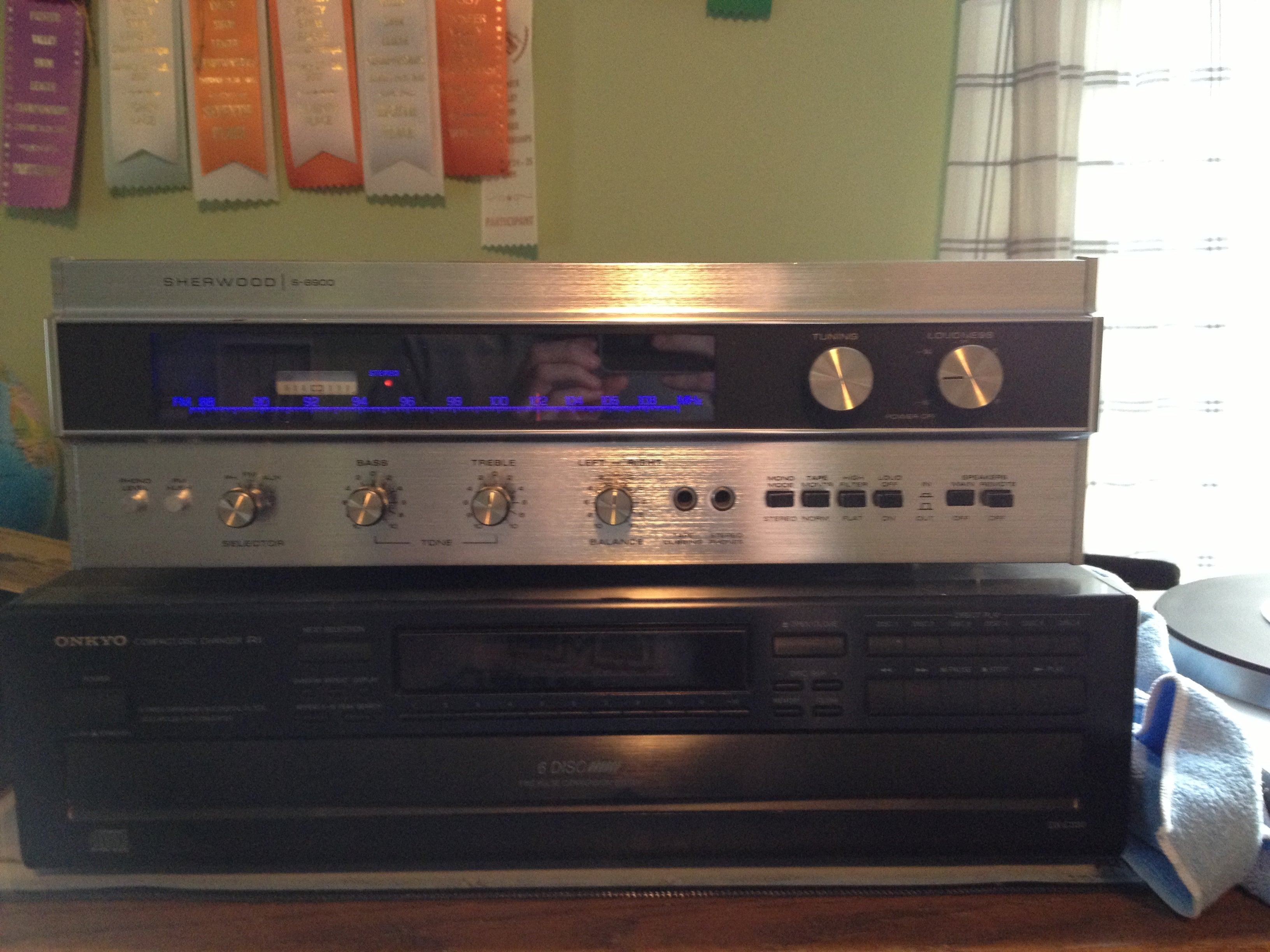 Diy Hi Fi Vintage Receiver Repair And Modification 6 Steps Instructables