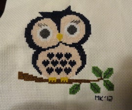 Owl Stitch You a Gift