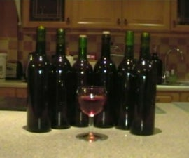 How to Make Wine From Grapes at Home