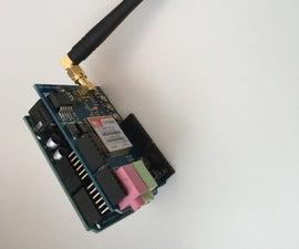 Arduino GSM SMS Forwarder