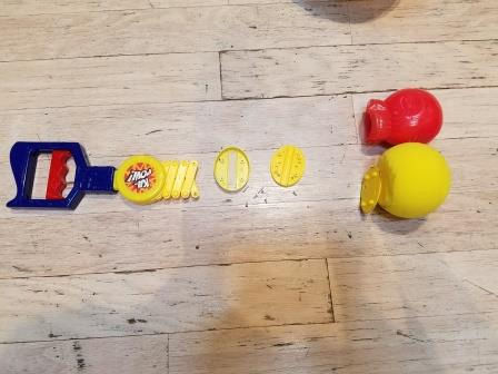 Picture of Disassemble Punch Toy to Replace With Foam Ball