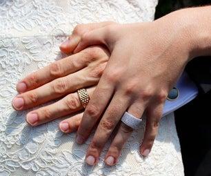 3D Printing My Wedding Ring