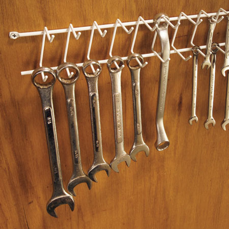Picture of DIY Wrench Rack