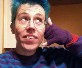 Bluetooth Glove: Talk to the Hand!