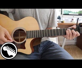 """How to Play """"Hotel California"""" by The Eagles on Guitar"""