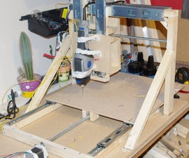 Simple CNC Machine