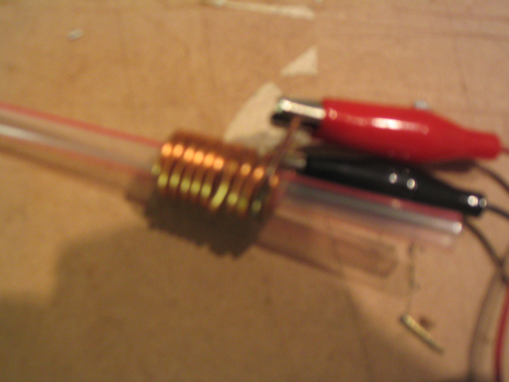 Picture of How to Make a COILGUN!