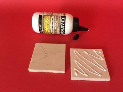 Cut and Glue the Base