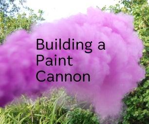 Paint Cannon