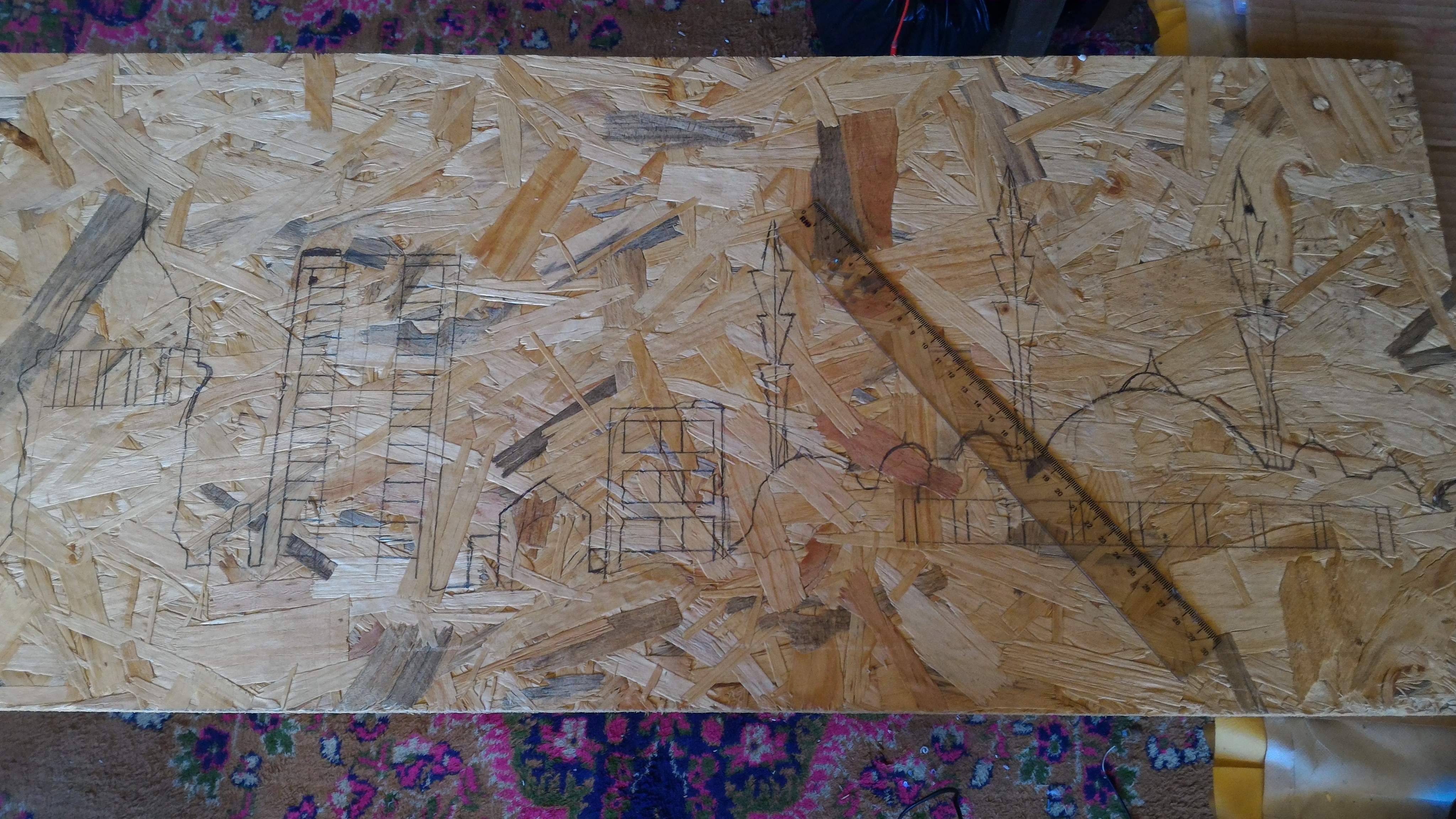 Picture of Cut Plywood Scroll.saw