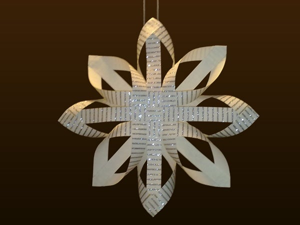 Finnish Paper Star