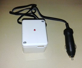 DIY 5 Volt USB Car Charger (buck Converter)