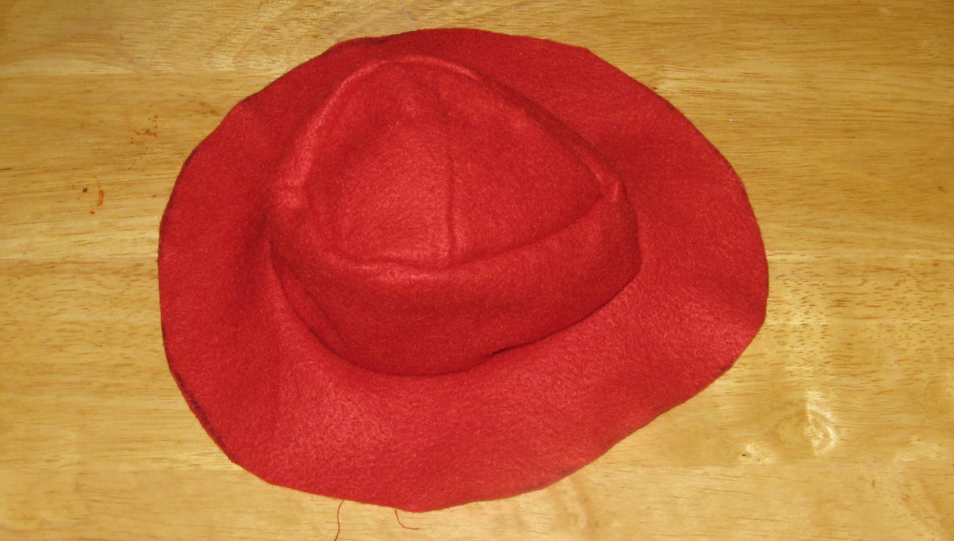 Picture of Making the Hat