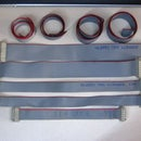 Reusing ribbon cables and connectors for DIY projects