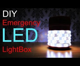 INSANELY Cool LED Light Under 3$ That Runs for 10hrs