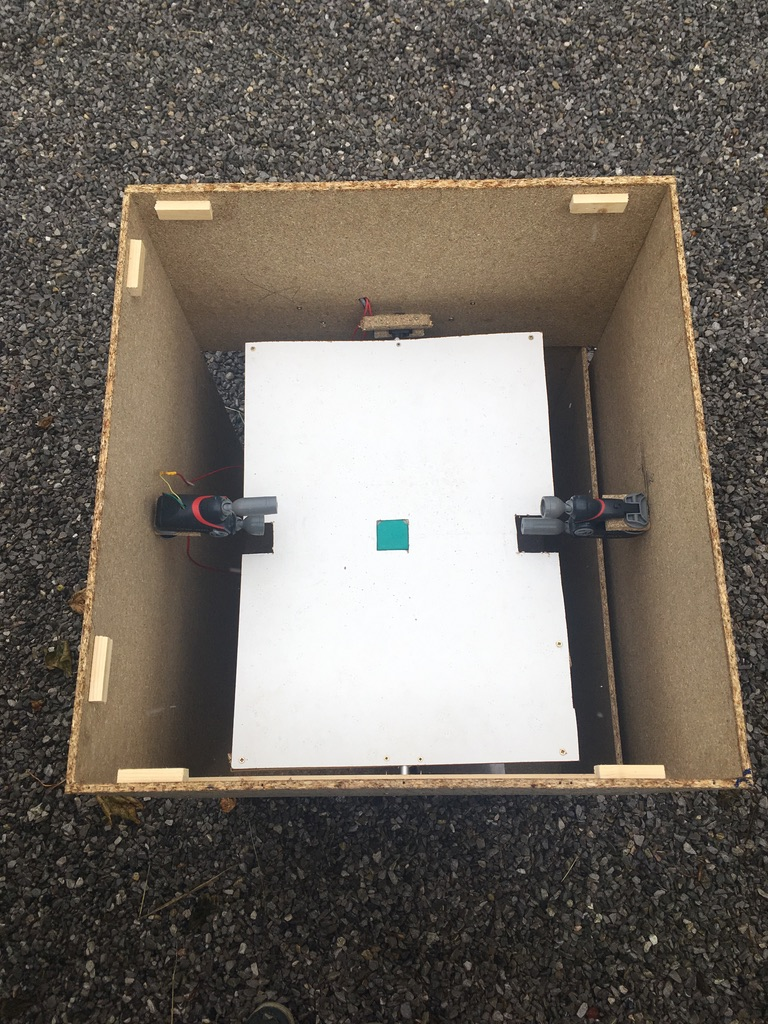 Picture of Positioning the Sensors