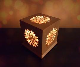 Lotus Meditation Cube