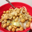 Healthy Chick Pea Snack