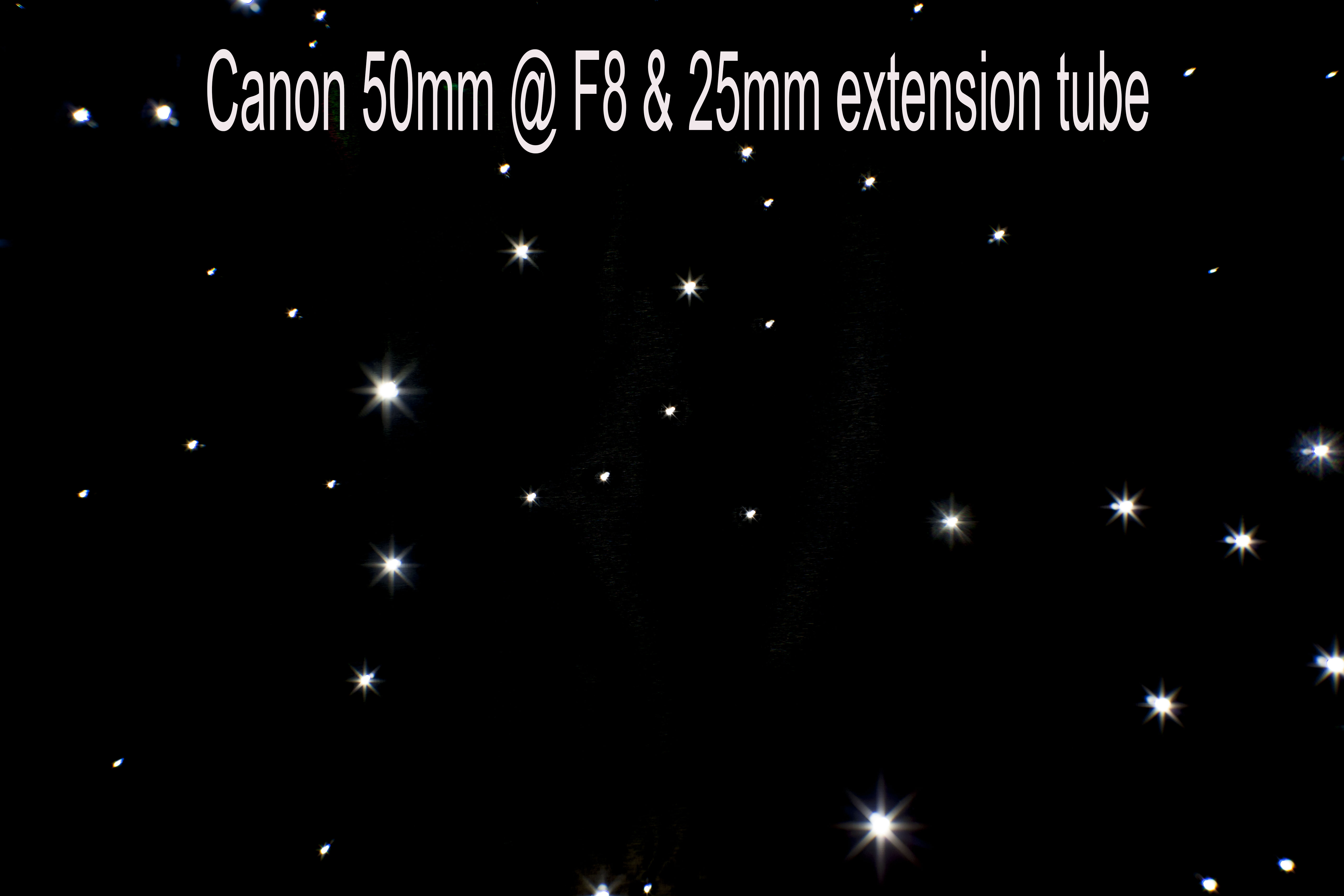 Picture of Extension Tubes.