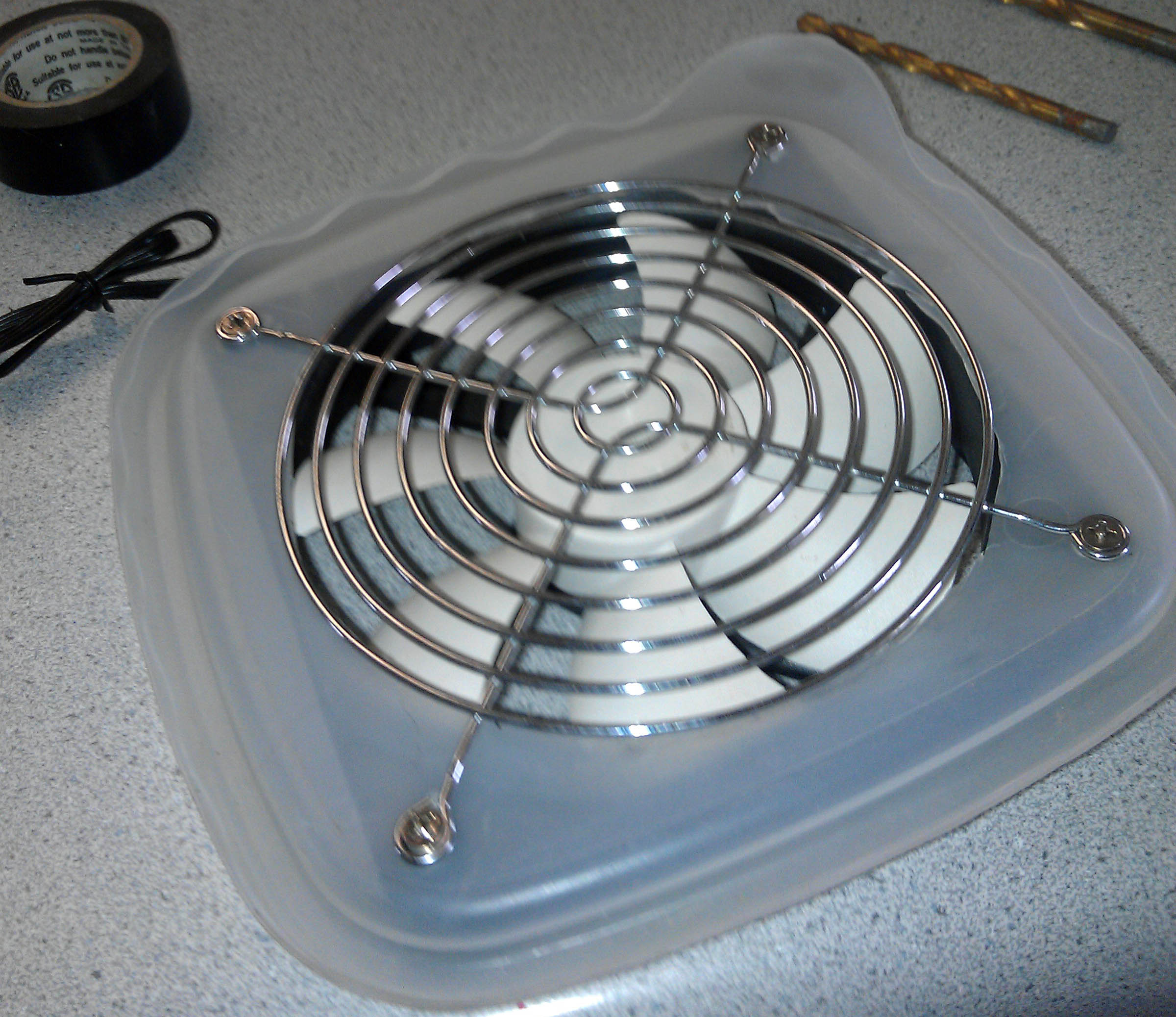 Picture of Mounting Your Fan