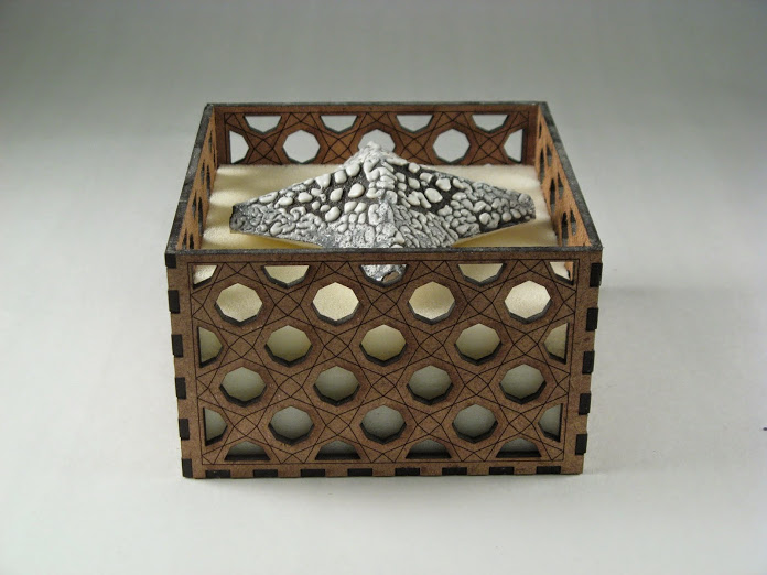 Picture of Laser Cut Boxes