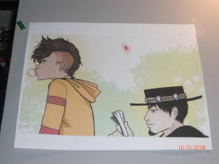Make Your Favorite Art Into a Poster for Cheap