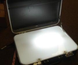 Cheap light box UPDATE: