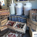 Home Brew Beer Crates from pallets!