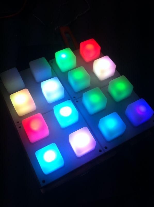 Magic LEDs Box. Entertainment Device