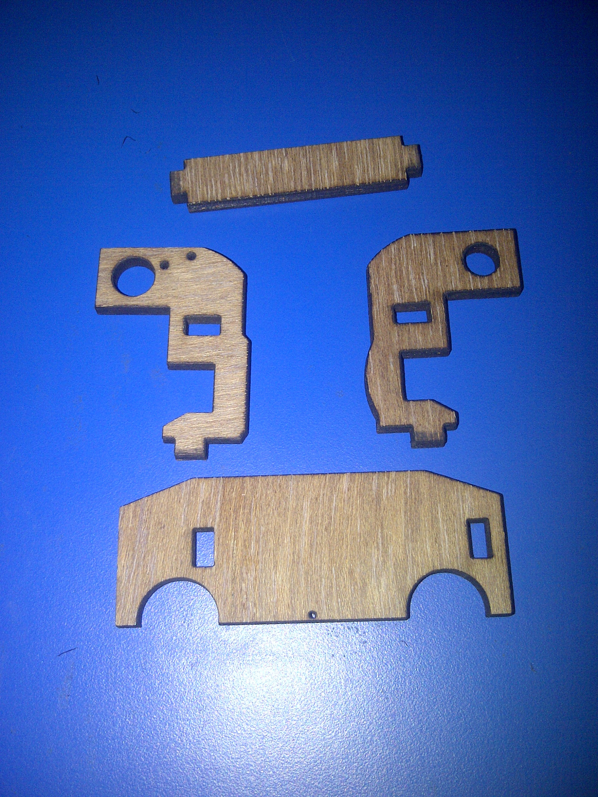 Picture of Assemble Jaw.