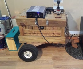 12 Volt Battery Generator