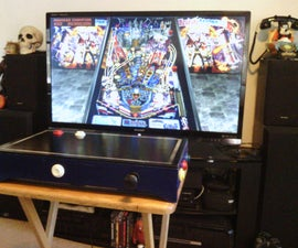 Desktop Pinball Controller