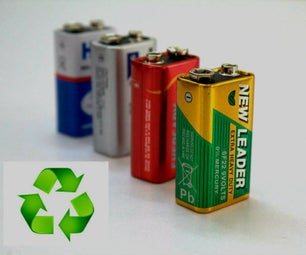 Make 4 Useful Things From 9V Battery