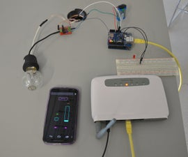 TouchOSC and Arduino Ethernet Shield to control energy (A.M.P.A.E.)