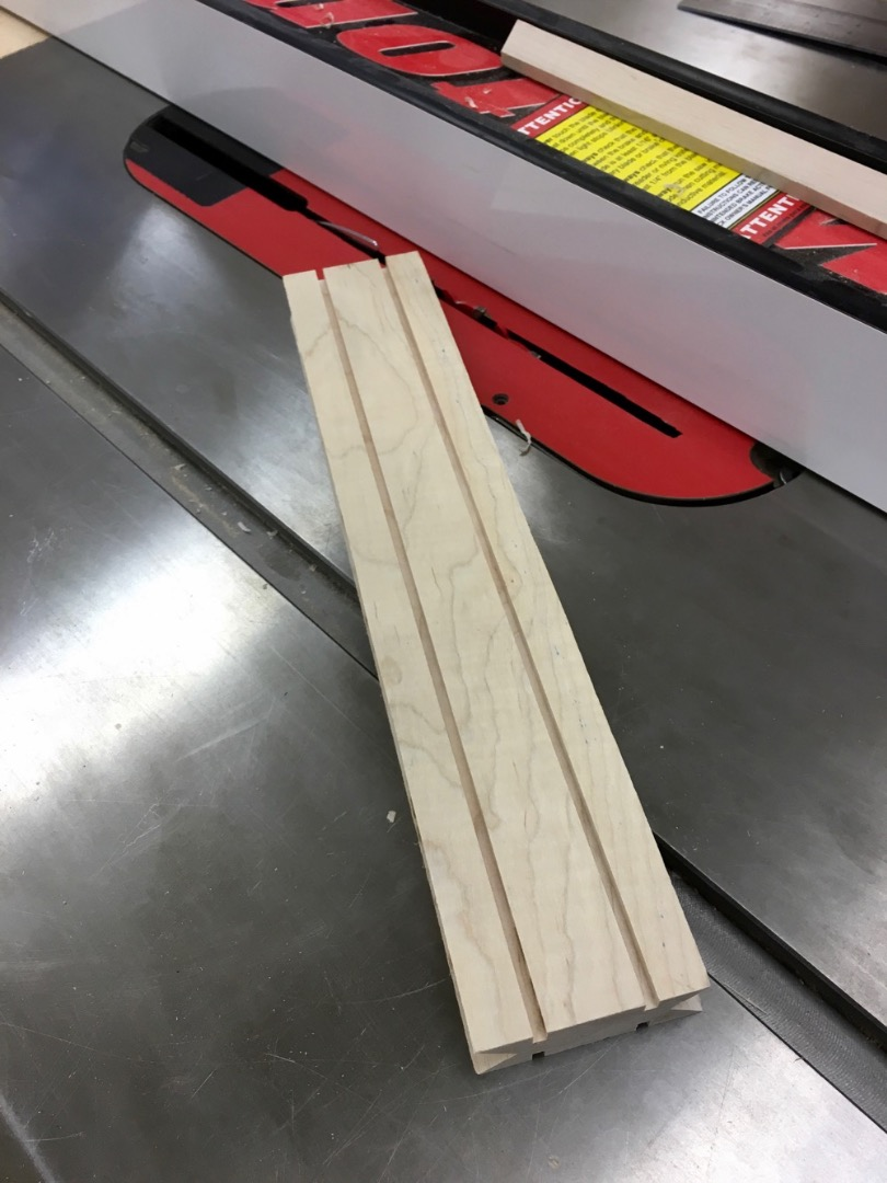 Picture of Cutting the Wood