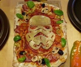 Portrait Pizza