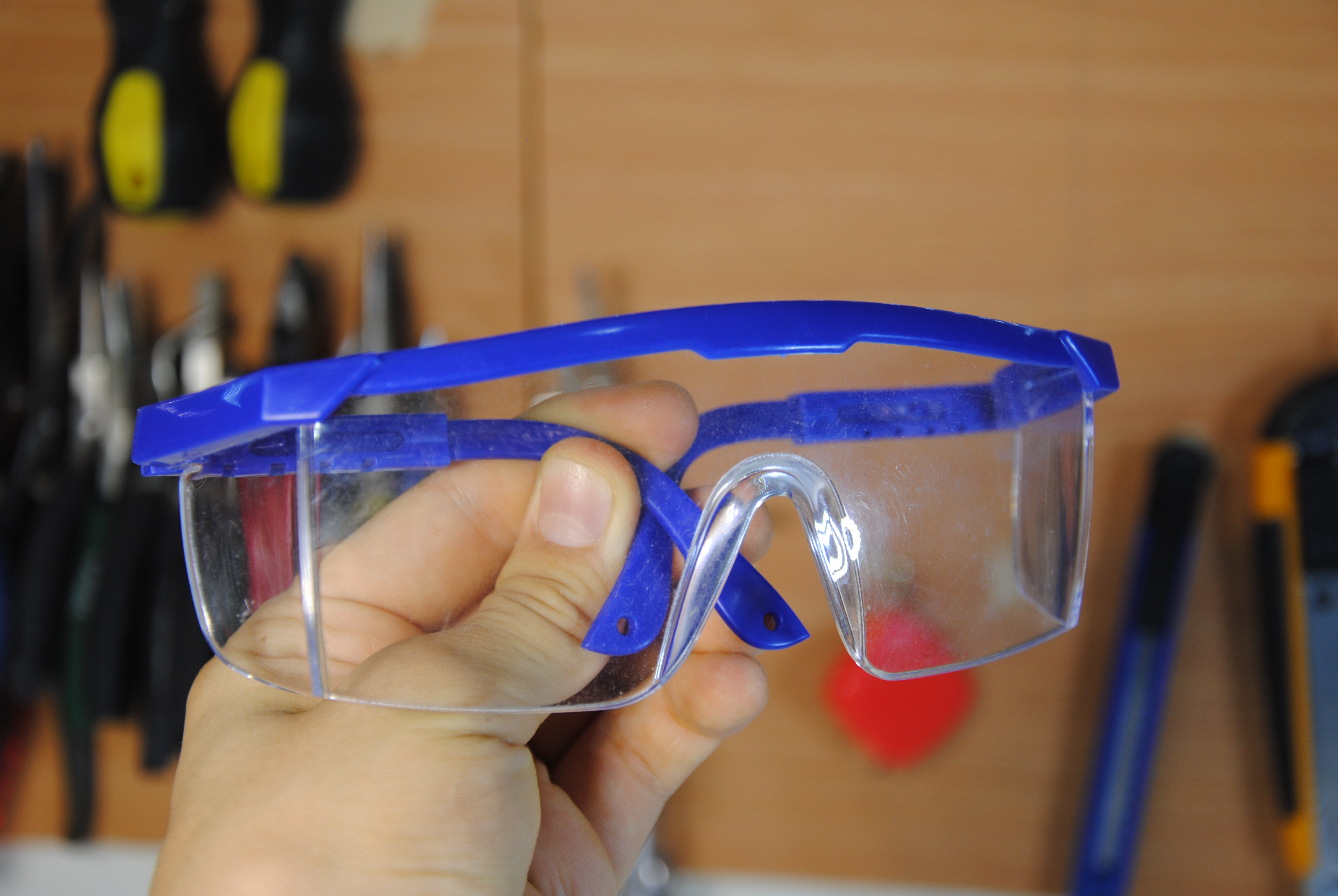 Picture of Choose Your Preferred Safety Glasses!