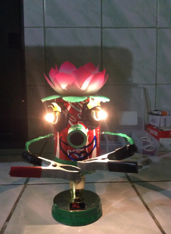 Picture of Robocoke (Series Circuit, Third-arm + Lead Holder)