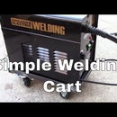 Cheap Simple Welding Cart