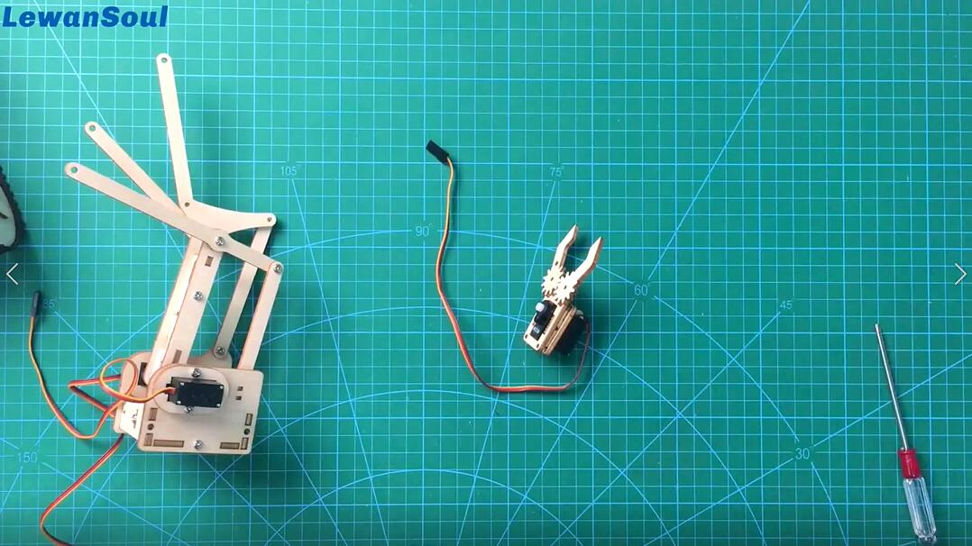 Picture of The Assembly of Armbit ( Robot Arm)_4