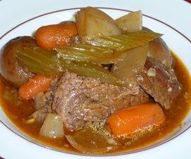 scrumptious pot roast
