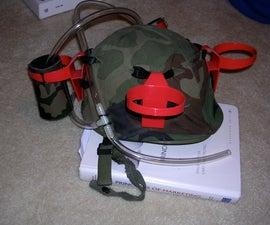 Beer Helmet -- Army Style