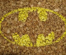 Batman Cork Board Monitor Topper