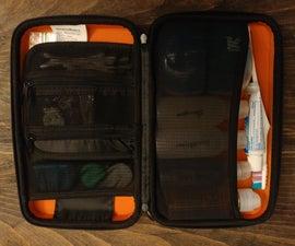Basic Travel Toiletry Case